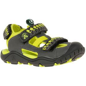 Kamik Coralreef Sandals Kids Charcoal